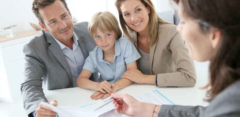 family settling will and testaments with lawyer